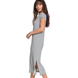 Roxy Striped Maxi Dress